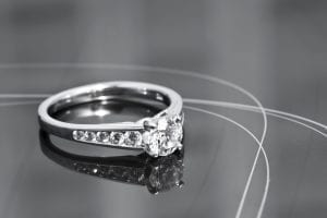 Wedding Ring - Divorce Custody