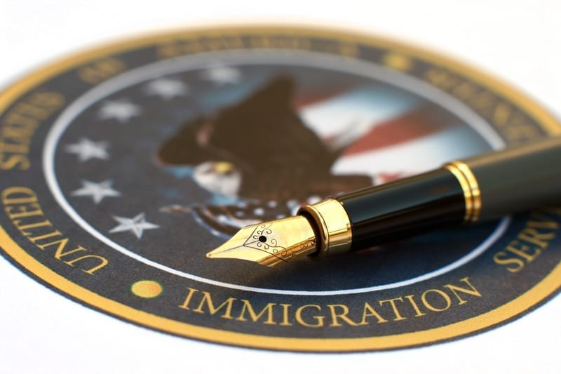 Immigration Seal