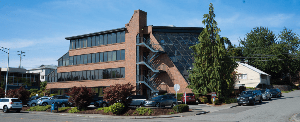 Genesis headquarters containing Everett M&A lawyers