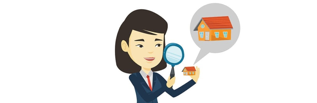 Home inspection for defects